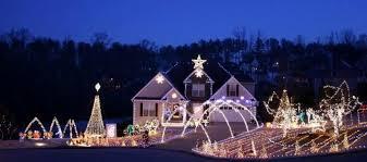 outside christmas light displays felix family outdoor christmas musical yard display legendary