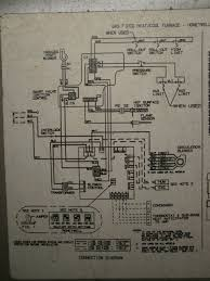 wiring diagrams amana furnace honeywell thermostat installation
