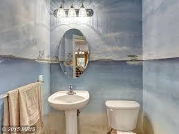 wallpaper ideas for bathroom bathroom wallpaper hd awesome tropical powder room with pedestal