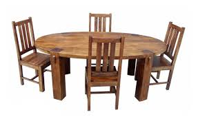 mango wood dining table mango plus oval dining table mango wood