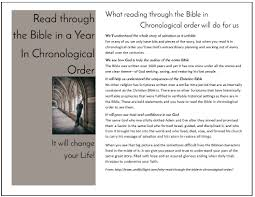 free templates read through the bible in a year u2014templates for