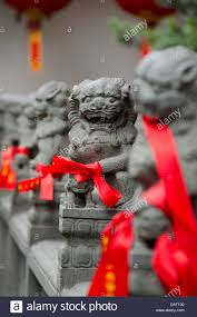 jade lion statue china shanghai jade buddha temple lion statues with