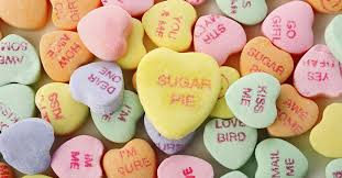 heart candy sayings 9 things you didn t about s day candy hearts