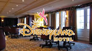 disneyland hotel tour of