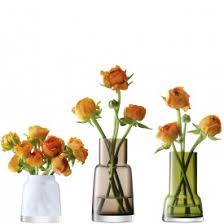 Caterpillar Vase Glass Vases Handmade By Lsa International