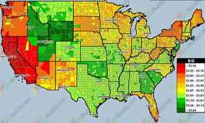 map us gas prices lower prices pull gas reserves in 2012 today in will