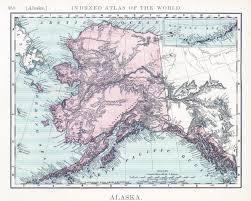 Map Of Seward Alaska by Antique Maps Of Alaska
