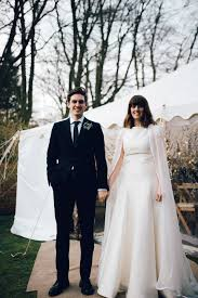relaxed wedding dress two ceremonies and a second dress for a relaxed and informal