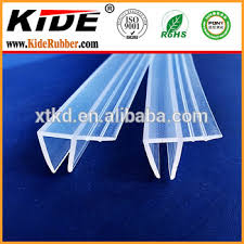 Silicone Shower Door Seal China Waterpoof Clear Silicone Shower Door Seal Supplier
