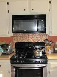 backsplashes 43 decorative backsplash behind stove countertop