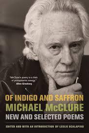 Indigo Vanity Twitter Of Indigo And Saffron Michael Mcclure Leslie Scalapino