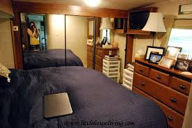 400 square foot fulltime rv living living in a rv with kids
