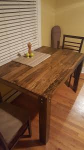 11 Diy Dining Tables To Dine In Style Diy Dining Table Diy Wood by Best 25 Pallet Dining Tables Ideas On Pinterest Dining Table