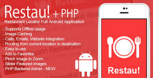 android locator 9 useful android source codes for building restaurant app