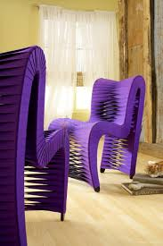 purple dining room chair modern chairs quality interior 2017