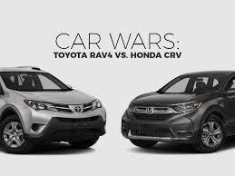 Honda Price List In Philippines Car Wars Toyota Rav4 Vs Honda Cr V Toyota Motors Philippines