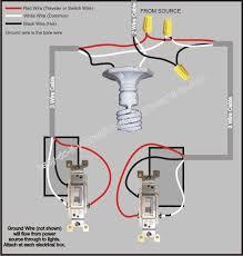 3 way switch wiring diagram diy pinterest home improvement