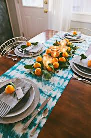 autumn brights spice how to set a modern thanksgiving