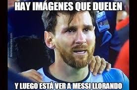 Los Memes De Messi - los mejores memes de la despedida de messi de la selecci祿n