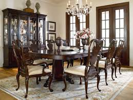 Dining Table Style Exclusive Thomasville Dining Table In Pretty Decoration Dans
