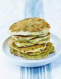 recette de cuisine courgette pancakes de courgettes et ricotta pour 4 personnes recettes à