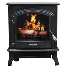 Home Decorators Blinds Parts Decor Flame Infrared Stove Heater Qcih413 Gbkp Walmart Com