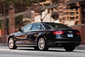 audi a8 4 0 t review 2013 audi a8 overview cars com