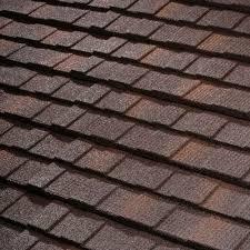 Lightweight Roof Tiles Decra Oberon Pantile Metal Lightweight Roofing Tile Bark