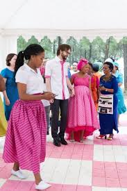traditional wedding an enchanting sotho traditional wedding south wedding