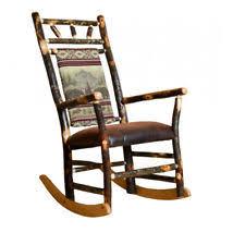 Rocking Chair Runners Amish Rocking Chair Ebay