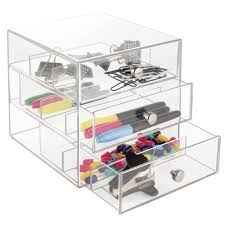 Acrylic Desk Drawer Organizer Acrylic Desk Drawer Organizer Home Storage Organizaton Pen Pencil