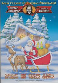 Classic Christmas Movies Amazon Com Christmas Family Classics Bing Crosby Movies U0026 Tv