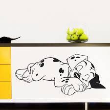puppy wall decals popular puppy wall stickers buy cheap puppy sleeping puppy wall sticker for kids rooms wall art decal mural bedroom wallpaper home decor decals
