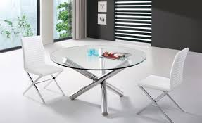 table elegant hygena savannah glass extendable dining table and