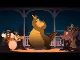 princess frog louis doesn u0027t jam big
