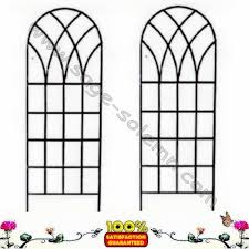 decorative garden metal trellis steel plant support buy garden