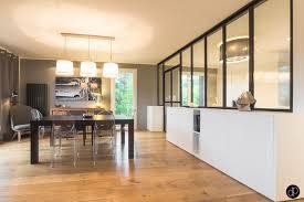 verriere separation cuisine verrière intérieure 12 photos pour cloisonner l espace avec style