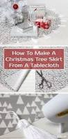 How To Make A Table Skirt by How To Make A Round Tablecloth Round Tablecloth Rounding And