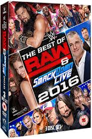 the best dvd the best of smackdown 2016 review