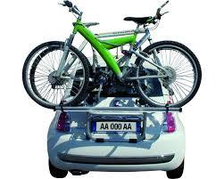 porta bici x auto portabici posteriore bici ok 3 per 3 biciclette per mini