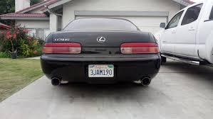 lexus sc300 exhaust for sale ca wts sc300 400 manzo m2 axle back exhaust mufflers clublexus