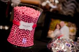 Pink And Black Candy Buffet by Candy Buffet Black And White With Fuschia Weddingbee Photo Gallery