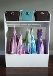 Dress Up Vanity Dress Up Storage Foter