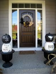 outdoor halloween decorations popsugar home