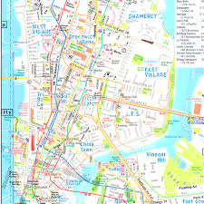 New York City Subway Map by New York City Subway Map Printable Best Manhattan Subway Map With