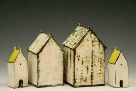 house and home fischer s ceramic buildings daily muse
