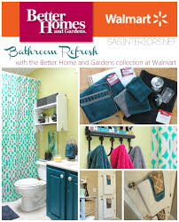bathroom refresh with better homes and gardens jenna burger