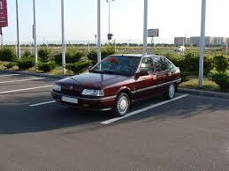 renault 21 1991 renault 21 gts b l k48e 1 7 105 cui gasoline 66 kw