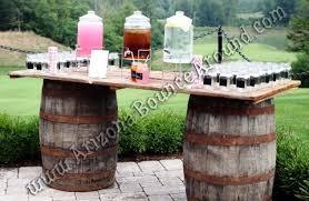 Cocktail Table Rentals Wine Barrel Table Rental Wine Barrel Props Phoenix Scottsdale
