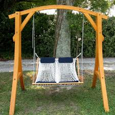Double Swing Outdoor Double Swings 1 Home Decoration